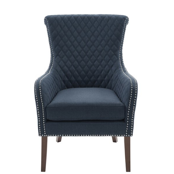 Busti Wingback Chairs For Popular Busti Wingback Chair (View 4 of 30)