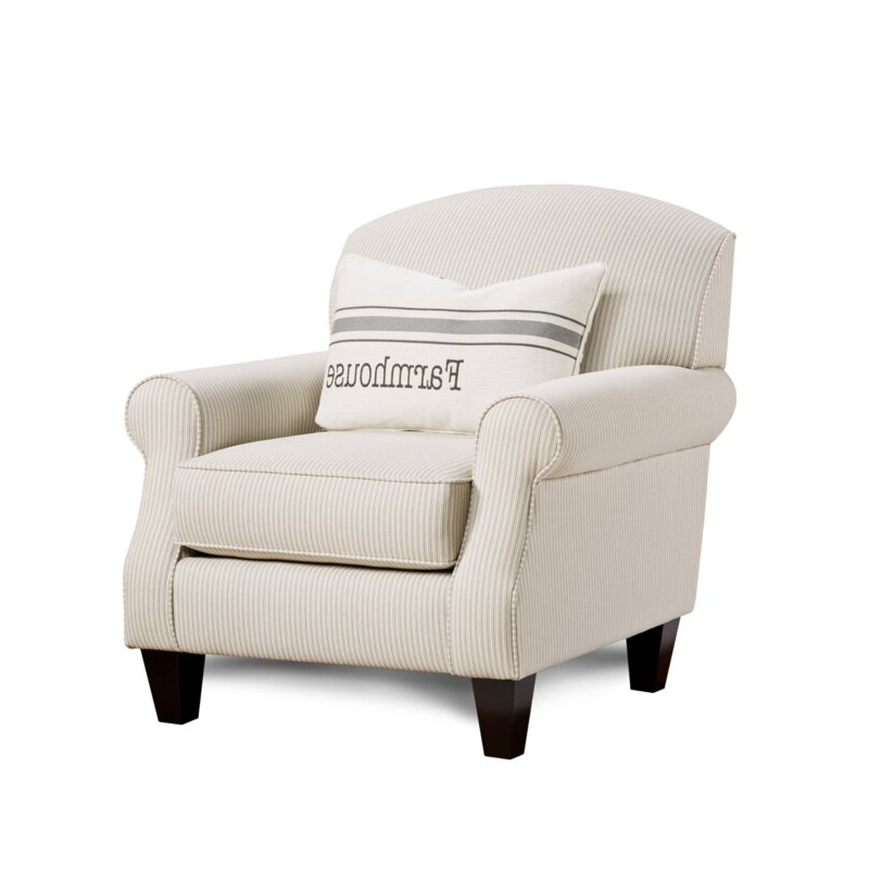 Caldwell Armchairs Inside Recent Lehr Armchair (View 14 of 30)