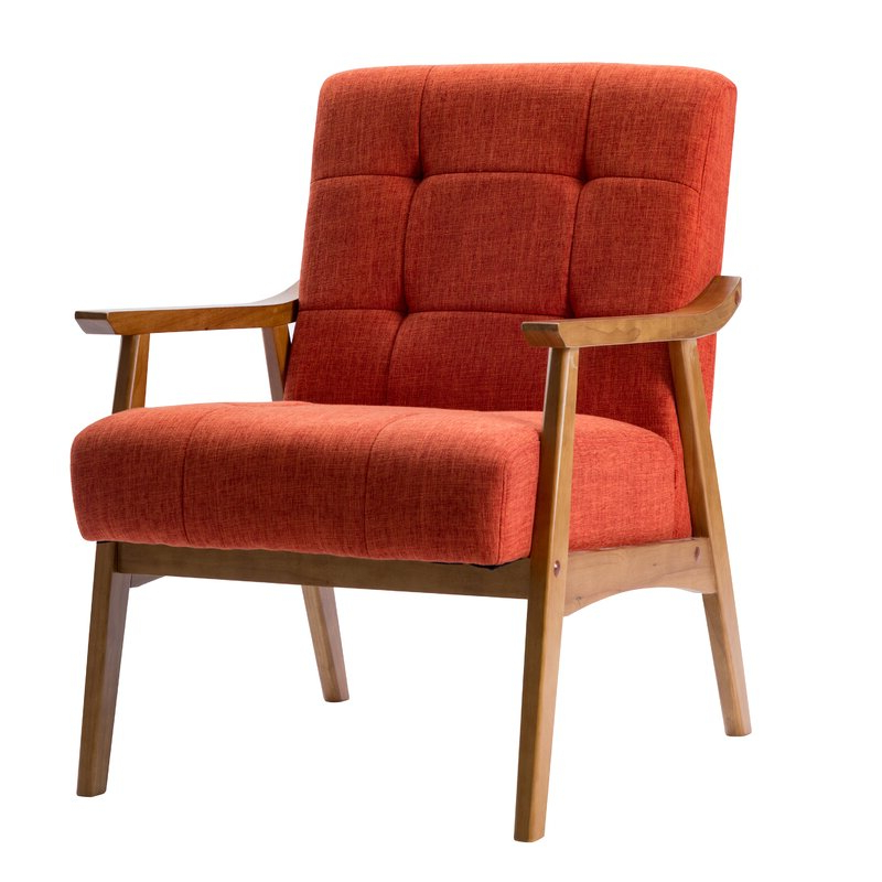 Caldwell Armchairs With Best And Newest Ovalle Armchair (View 15 of 30)