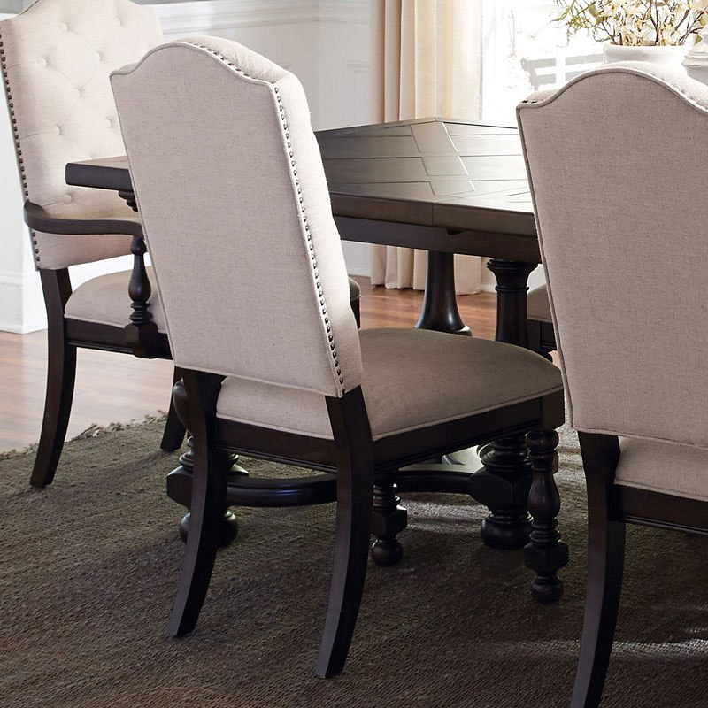 Caldwell Armchairs With Regard To Preferred Caldwell Upholstered Side Chair (set Of 2) (View 26 of 30)