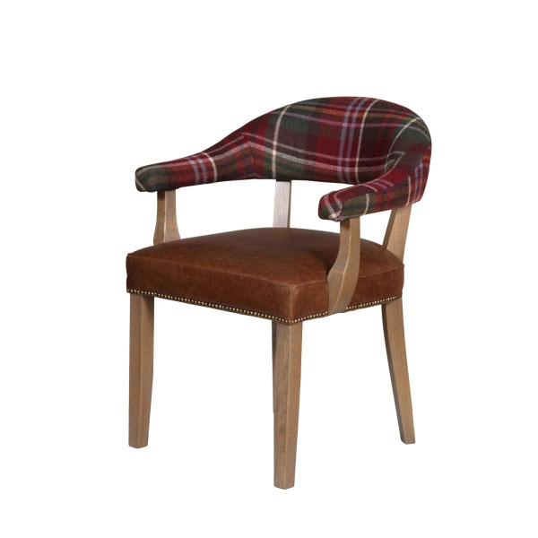 Carlton Wood Leg Upholstered Dining Chairs For Popular Carlton Chatsworth Chair – Dining Chairs – Carlton Furniture Ltd (View 15 of 30)