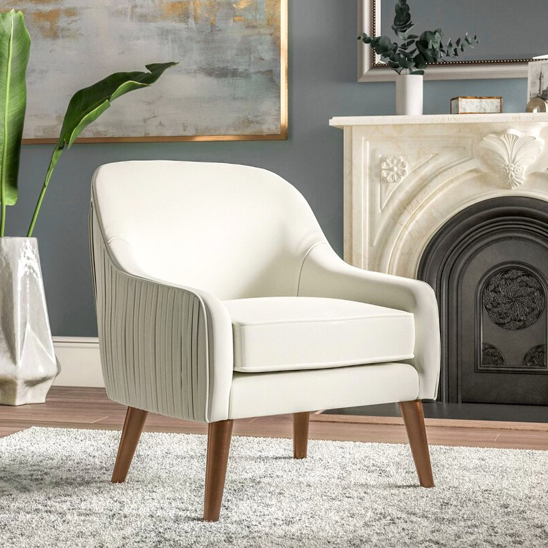 "Celestia 22"" Armchair Throughout Most Current Kasha Armchairs (View 20 of 30)"