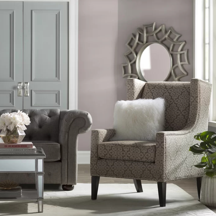 Chagnon Wingback Chair – Tax Life Regarding Best And Newest Chagnon Wingback Chairs (View 16 of 30)