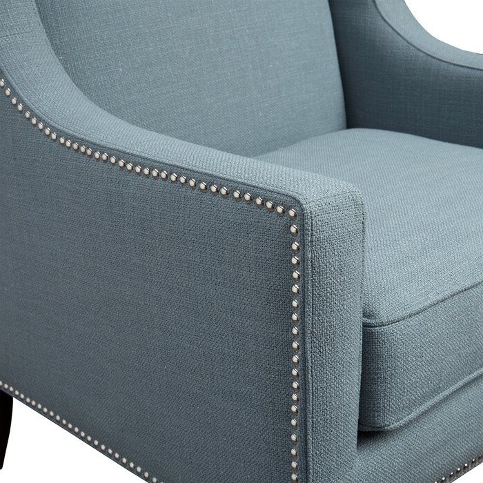 Chagnon Wingback Chair (View 29 of 30)
