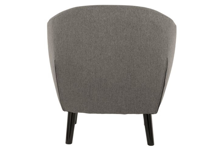 Charcoal For Most Up To Date Hallsville Performance Velvet Armchairs And Ottoman (View 26 of 30)