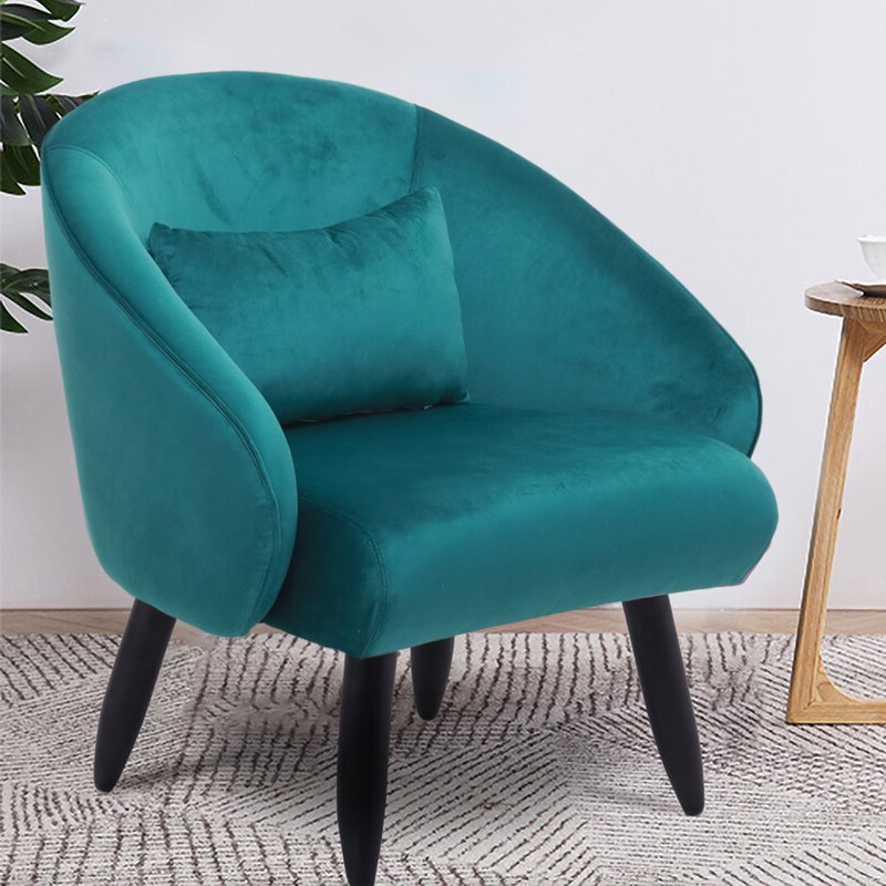 Featured Photo of Claudel Polyester Blend Barrel Chairs