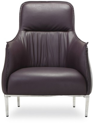 Claudel Polyester Blend Barrel Chairs Within Fashionable Plum Chair (View 13 of 30)