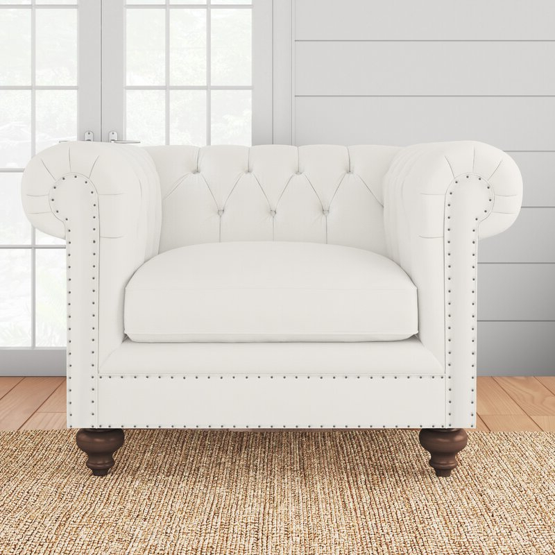 Cohutta Chesterfield Chair With Well Known Cohutta Armchairs (View 4 of 30)