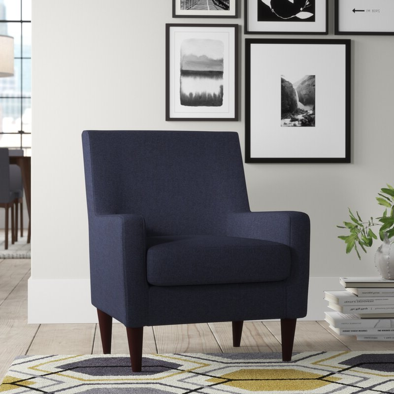 Coleen Armchair With Regard To Newest Donham Armchairs (View 16 of 30)