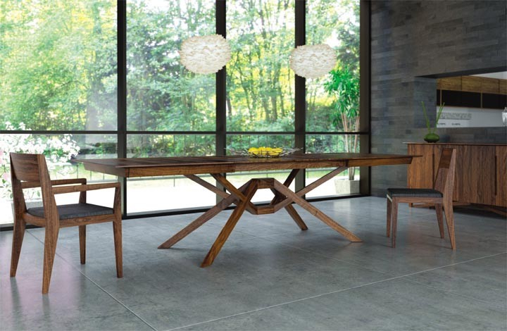Copeland Furniture : Natural Hardwood Furniture From Vermont Pertaining To Well Liked Exeter Side Chairs (View 30 of 30)