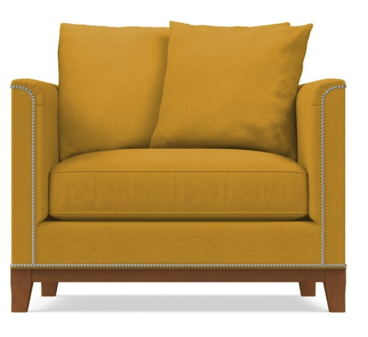 Current 6 Mustard Yellow Accent Chairs For Stylish Homes – Cute Within Giguere Barrel Chairs (View 10 of 30)
