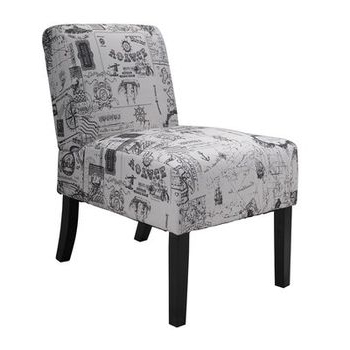 Current Aniruddha Slipper Chairs With Regard To Telford Lily Slipper Chair – Wayfair (View 14 of 30)