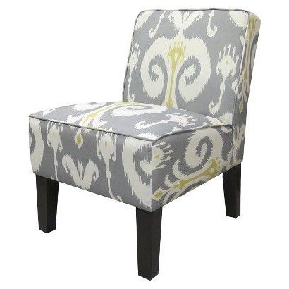 Current Armless Upholstered Slipper Chairs For For The Keeping Room From Target : Armless Upholstered (View 19 of 30)