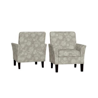 Dallin Arm Chairs With Fashionable Handy Living – Chairs – Living Room Furniture – The Home Depot (View 23 of 30)