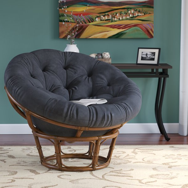 Decker Papasan Chair With Regard To Latest Renay Papasan Chairs (View 11 of 30)