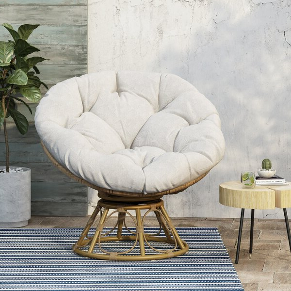 Decker Papasan Chairs For Latest Outdoor Papasan Chair (View 19 of 30)