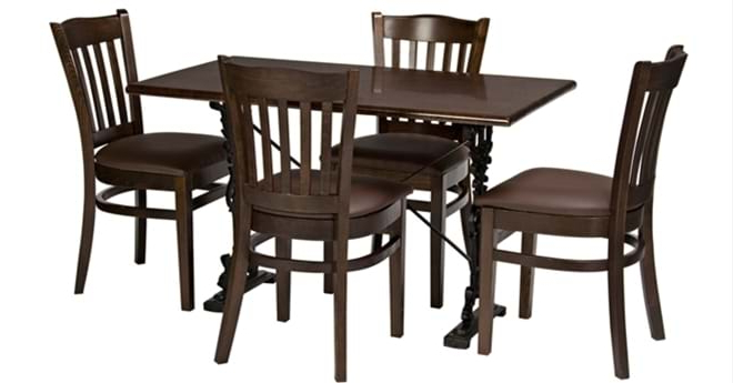 Dining Chairs – Buy Upholstered Restaurant Dining Chairs In Widely Used Trent Side Chairs (View 17 of 30)