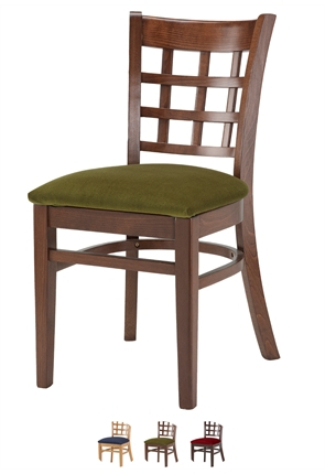 Dining Chairs – Buy Upholstered Restaurant Dining Chairs Intended For Preferred Trent Side Chairs (View 23 of 30)