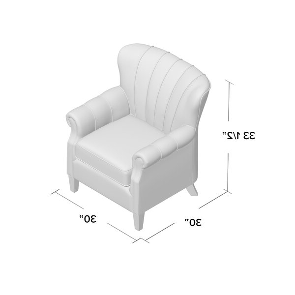 Dodsworth Armchair For 2019 Young Armchairs By Birch Lane (View 22 of 30)