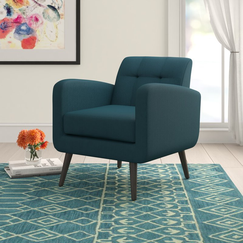 Donham Armchairs Intended For 2020 Caiden Armchair (View 23 of 30)