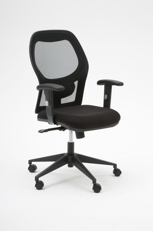 Draco Armchairs Within Newest Armchair Ergonomic Office Mod (View 6 of 30)