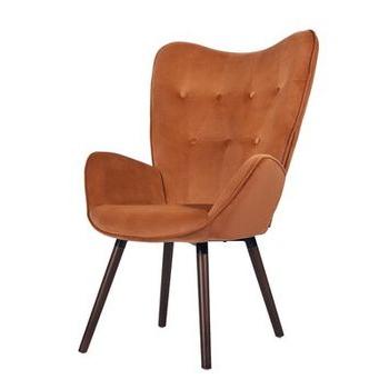 Easterling Velvet Slipper Chairs Pertaining To Current Easterling Velvet Slipper Chair – Wayfair (View 19 of 30)