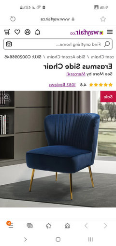 Erasmus Velvet Side Chairs (set Of 2) Intended For Best And Newest Help Finishing Off My Living Room Please! (View 17 of 30)