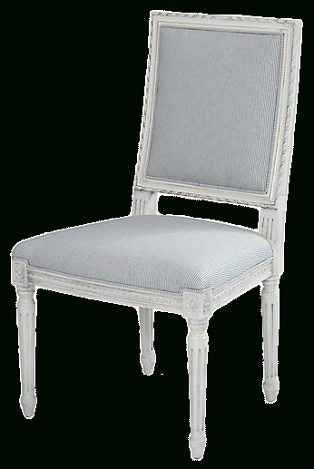 Exeter Side Chair, Bluebell/stripe Within Favorite Exeter Side Chairs (View 3 of 30)
