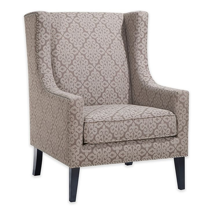 Famous Agnes Wingback Chair #wingbackchair (View 14 of 30)