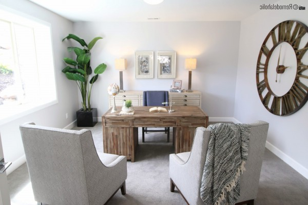 Famous Brister Swivel Side Chairs For Remodelaholic (View 23 of 30)