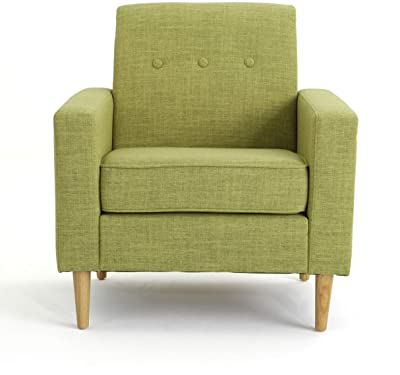 Famous Gallin Wingback Chairs Inside Amazon: Amazon Brand – Stone & Beam Decatur Modern (View 22 of 30)