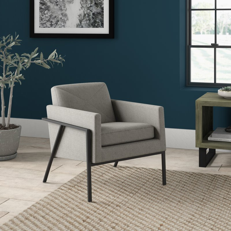 Famous Lakeville Armchairs With Regard To Roseann Armchair (View 12 of 30)