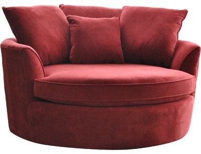 Famous Marta Barrel Chair Upholstery Color: Red In Barnard Polyester Barrel Chairs (View 21 of 30)