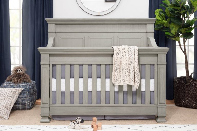 Famous New London Convertible Chairs Throughout Tillen 4 In 1 Convertible Crib – London Fog (View 25 of 30)