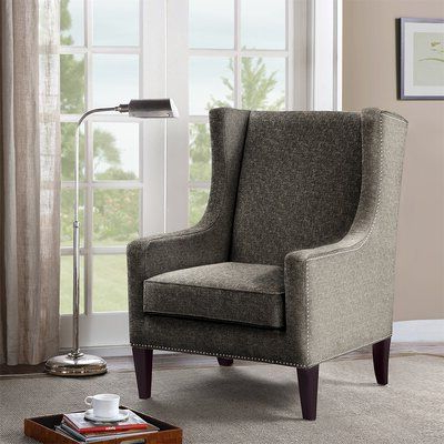 Famous Pin Em Croche Passo A Passo Roupa In Chagnon Wingback Chairs (View 19 of 30)