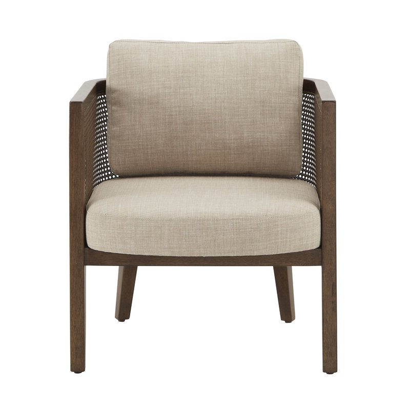 """Famous Ronald Polyester Blend Armchairs With Boisvert 27"""" W Polyester Blend Armchair (View 19 of 30)"""