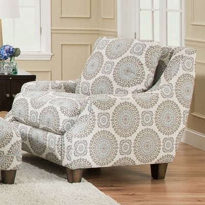 Fashionable Autenberg Armchairs Intended For Cappiello Armchair (View 11 of 30)
