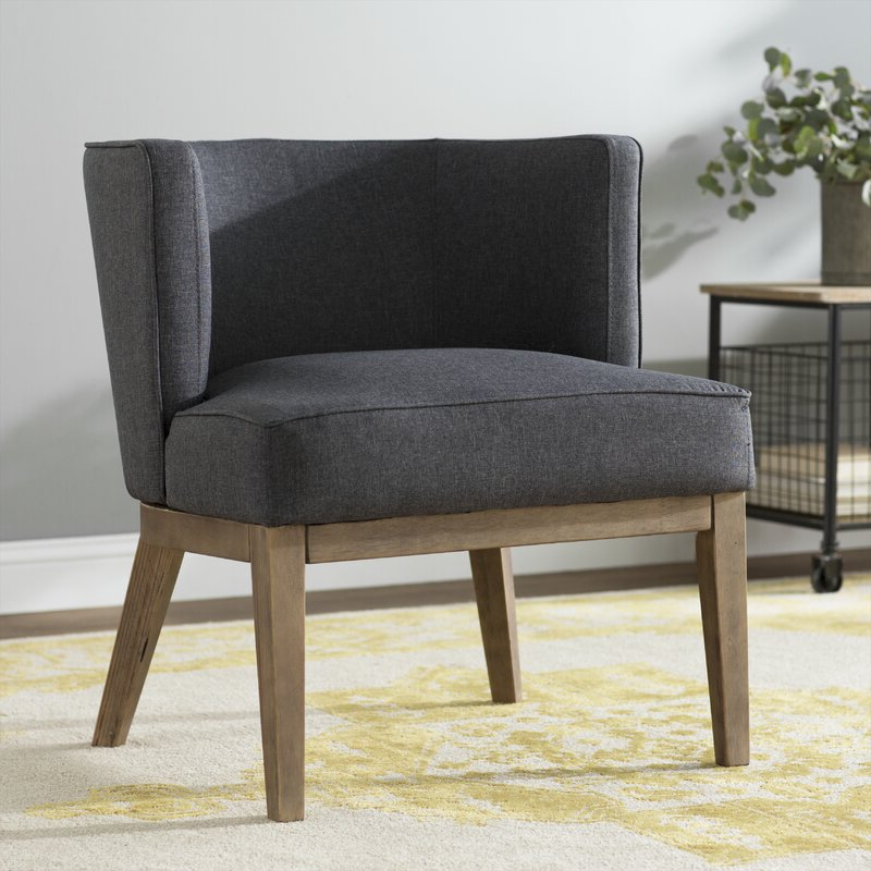 Featured Photo of Barnard Polyester Barrel Chairs