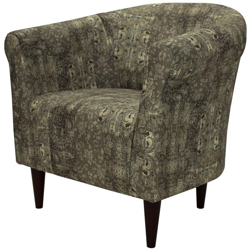 Fashionable Lau Barrel Chair Throughout Lau Barrel Chairs (View 3 of 30)
