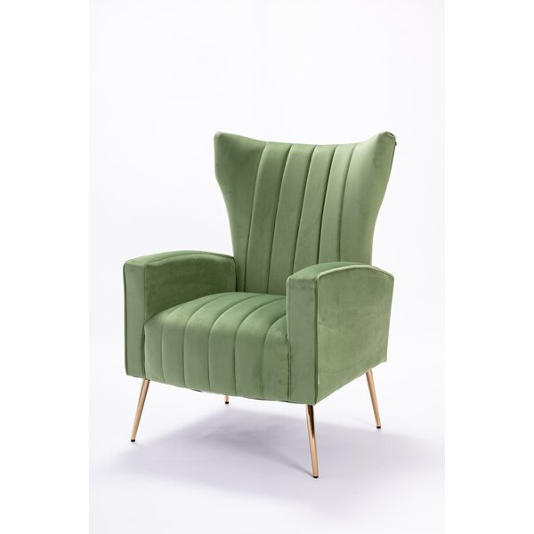 Fashionable Nestor Wingback Chair Regarding Nestor Wingback Chairs (View 3 of 30)