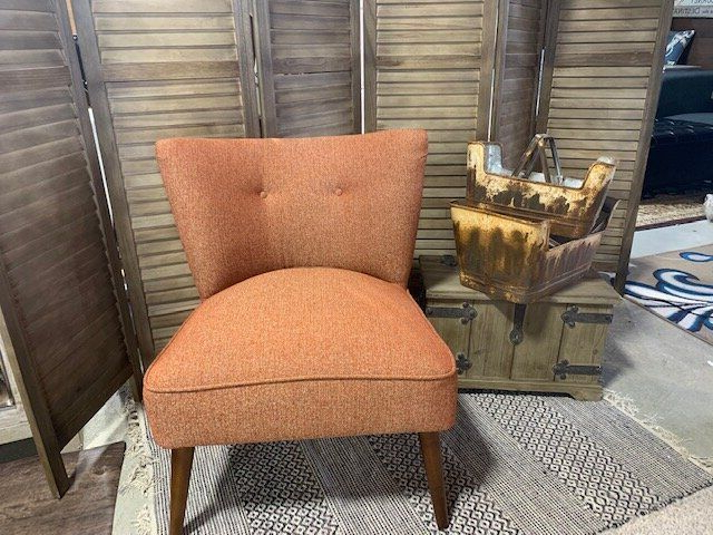 Fashionable Pin On Piq Creative Living For Sale Intended For Biggerstaff Polyester Blend Armchairs (View 20 of 30)