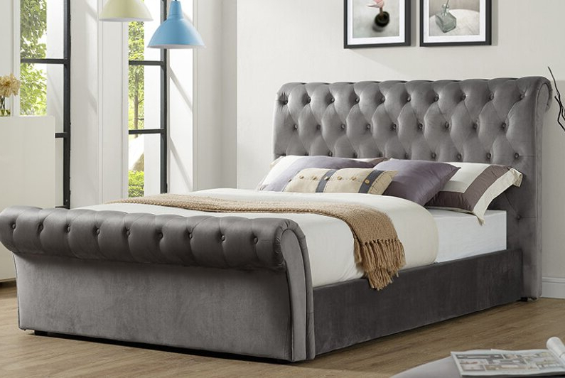 Fashionable Suki Armchairs By Canora Grey For Suki Upholstered Ottoman Bed (View 2 of 30)