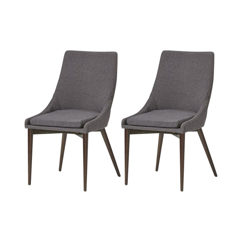 Favorite Aaliyah Parsons Chairs Pertaining To Blaisdell Upholstered Dining Chair (View 23 of 30)