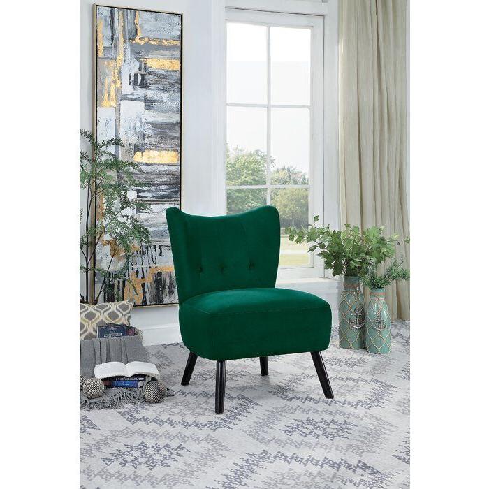 Favorite Easterling Velvet Slipper Chairs Throughout Easterling Velvet Slipper Chair (View 4 of 30)