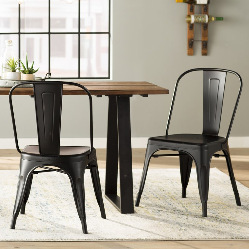 Favorite Fauntleroy Side Chair Set Intended For Trent Side Chairs (View 20 of 30)
