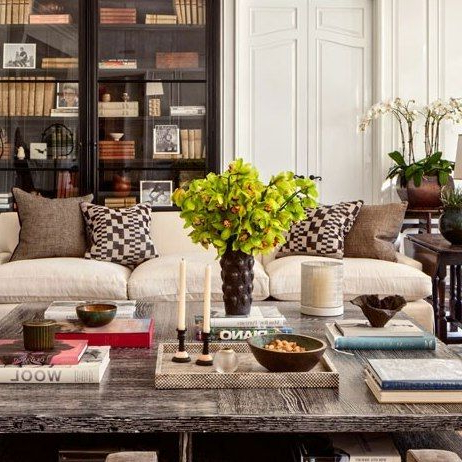 Favorite Gallin Wingback Chairs Pertaining To Look Inside Some Of Designer Sandy Gallin's Most Coveted (View 8 of 30)