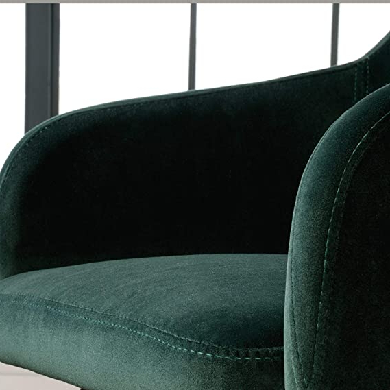 Favorite Hanner Polyester Armchairs Within Amazon: Hanner Armchair: Home & Kitchen (View 10 of 30)