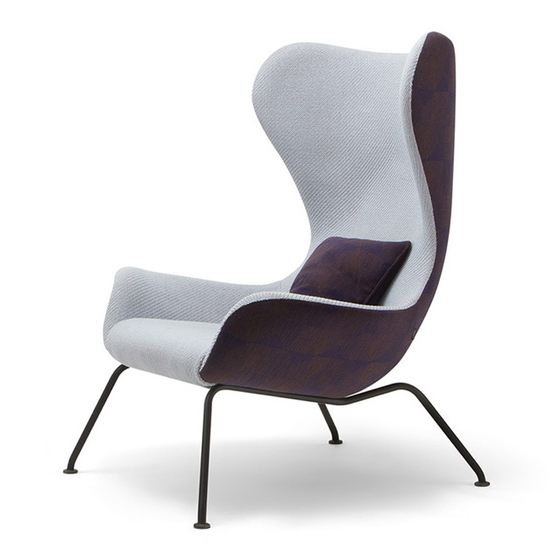 Favorite Nirvana Lounge Chair With Metal Legs (View 2 of 30)