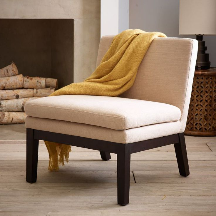 Favorite The Slipper Chair: Ubiquitous And Useful Throughout Bucci Slipper Chairs (View 8 of 30)
