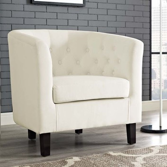 Filton Barrel Chairs Throughout Newest Ziaa Barrel Chair – Wayfair (View 25 of 30)